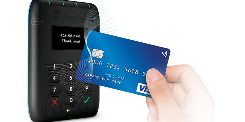 paypal credit card reader reviews