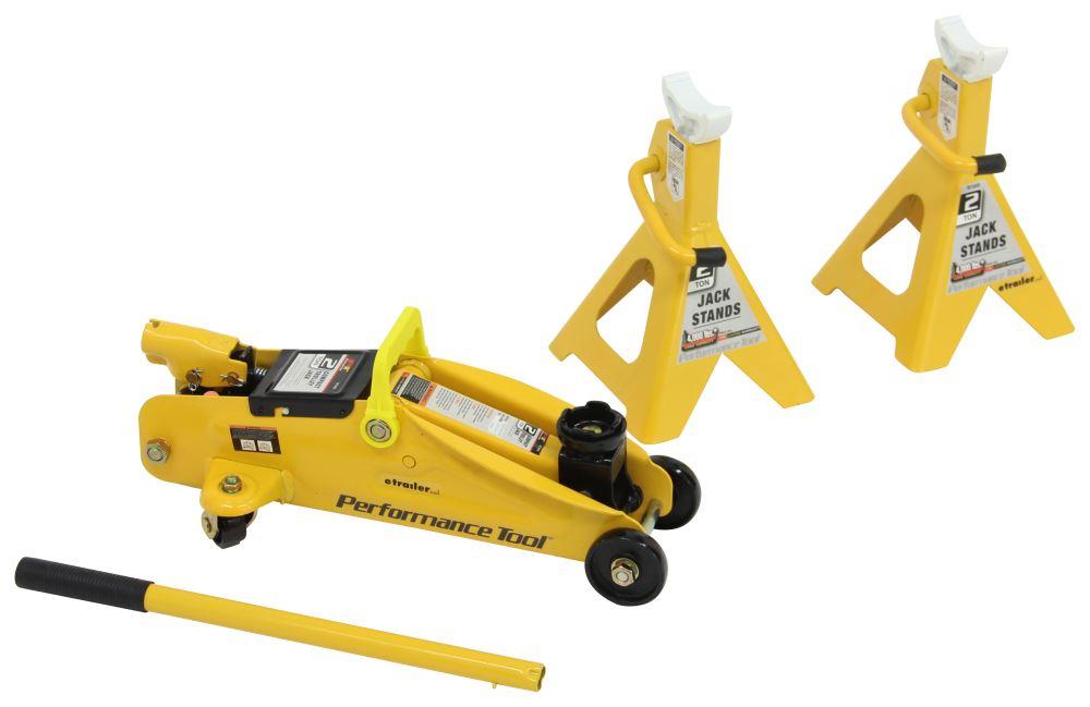 performance tool floor jack review