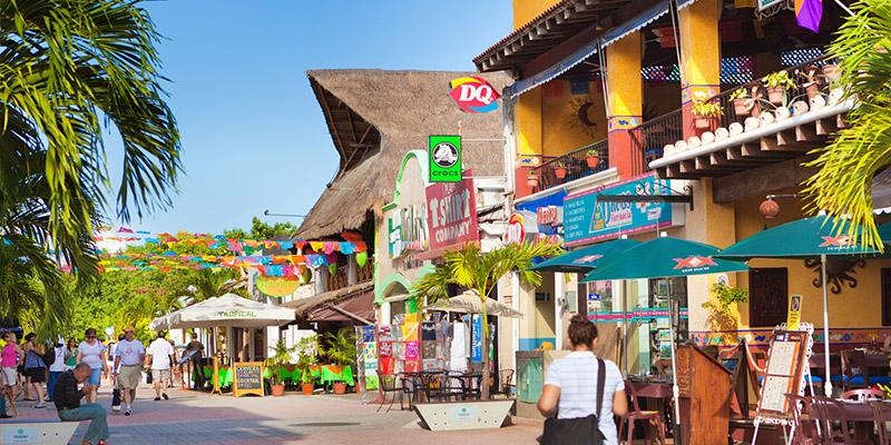playa del carmen shopping reviews