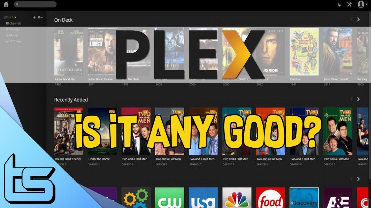 plex media server review 2016