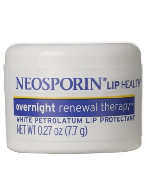 polysporin lip health overnight review