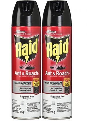 raid ant and roach spray reviews
