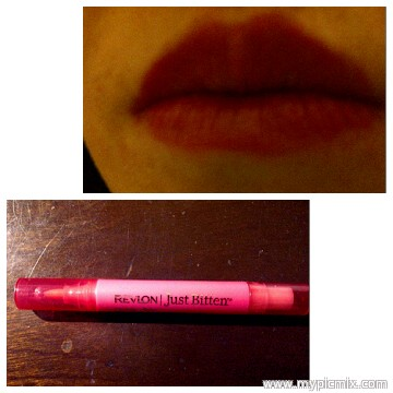 revlon lipstain and balm review