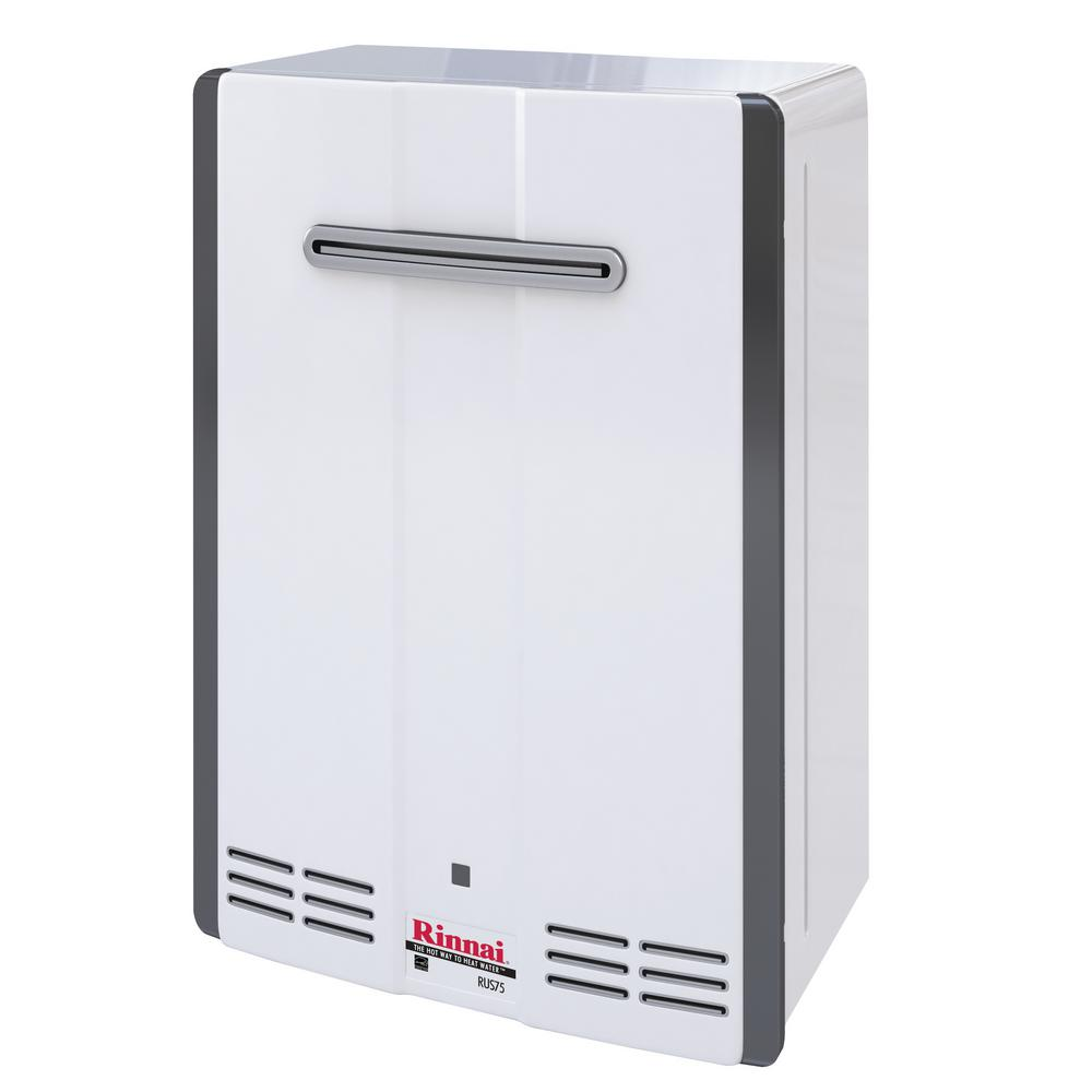 rinnai gas water heater review