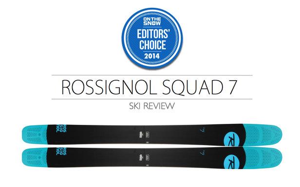 rossignol squad 7 2014 review