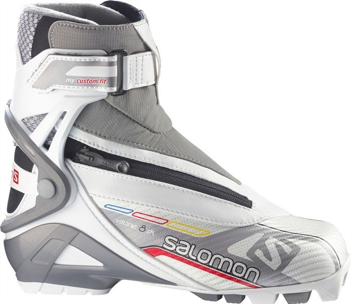 salomon active 8 skate boot review