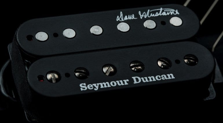 seymour duncan dave mustaine review