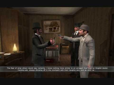 sherlock holmes versus jack the ripper review