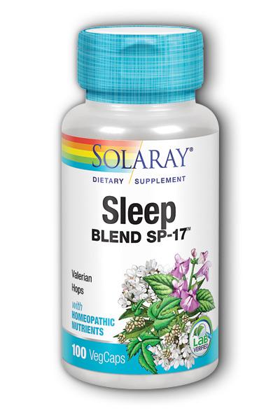 solaray sleep blend sp 17 reviews