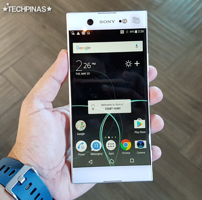 sony xperia xa1 ultra review philippines