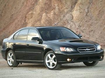 subaru legacy station wagon 2006 review