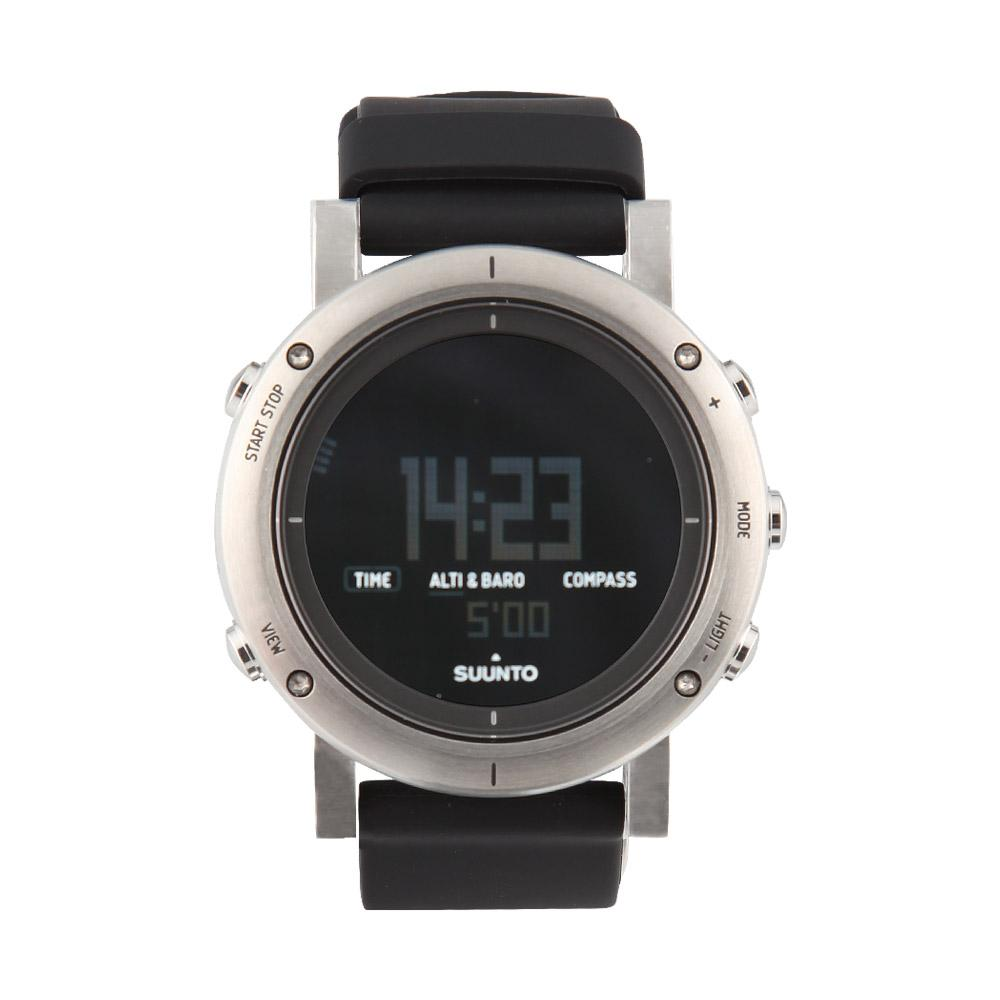 suunto core brushed steel review