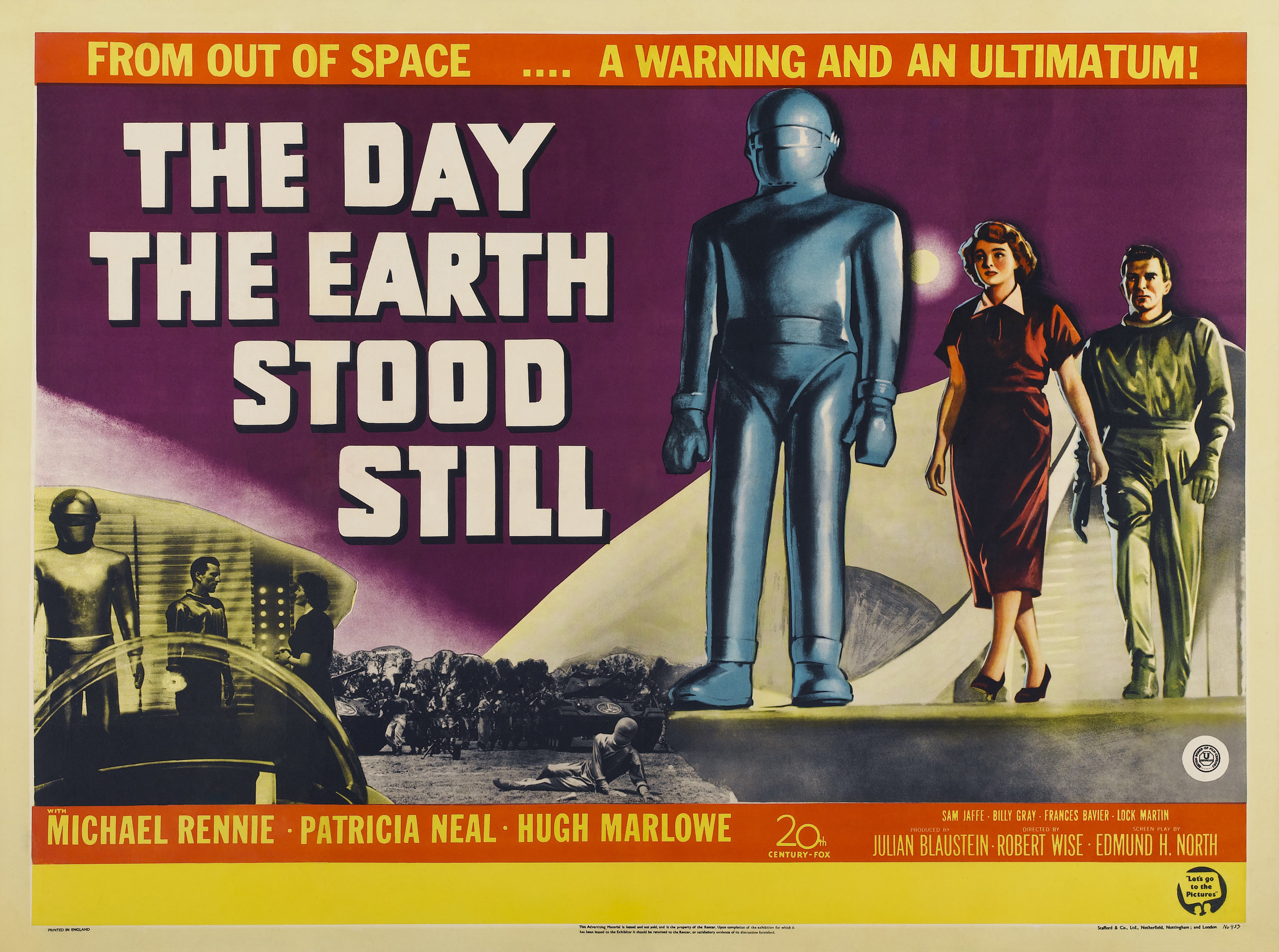 the day the falls stood still reviews