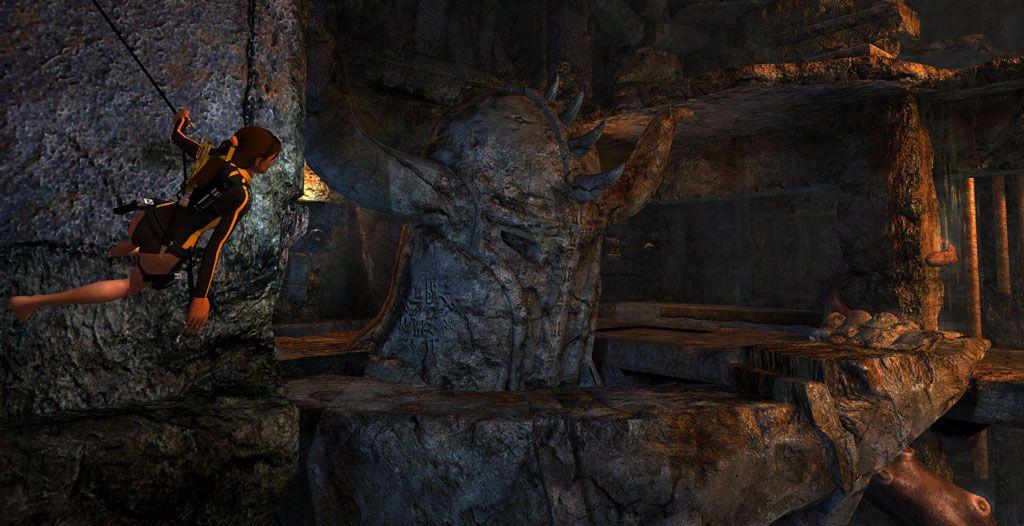 tomb raider underworld ps3 review
