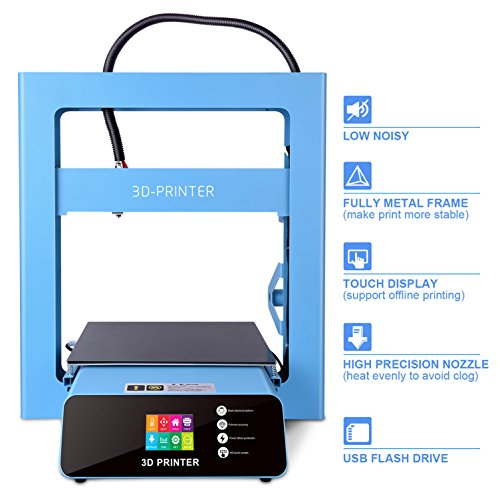 top ten reviews 3d printers