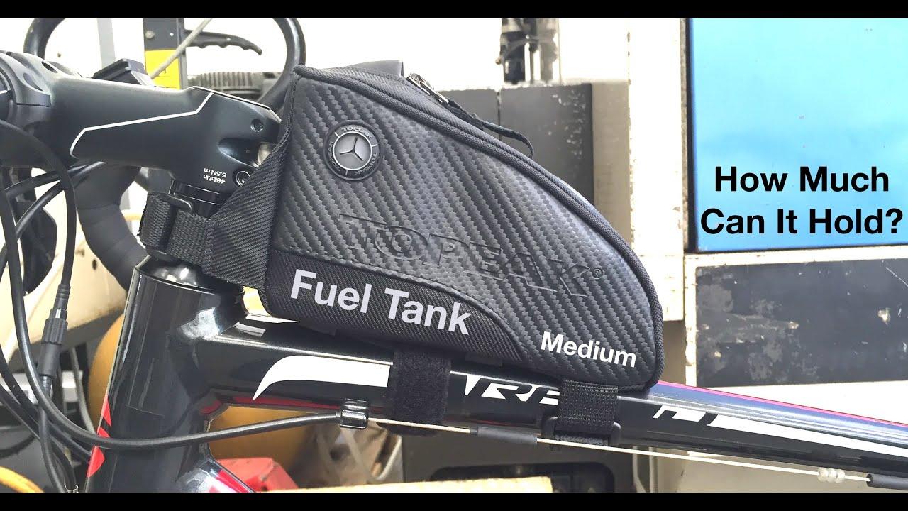 topeak fuel tank bag review