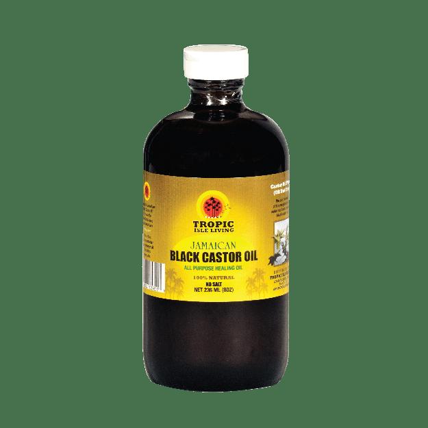 tropic isle living jamaican black castor oil review