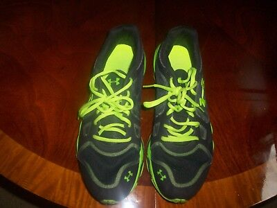under armour micro g pulse tr review