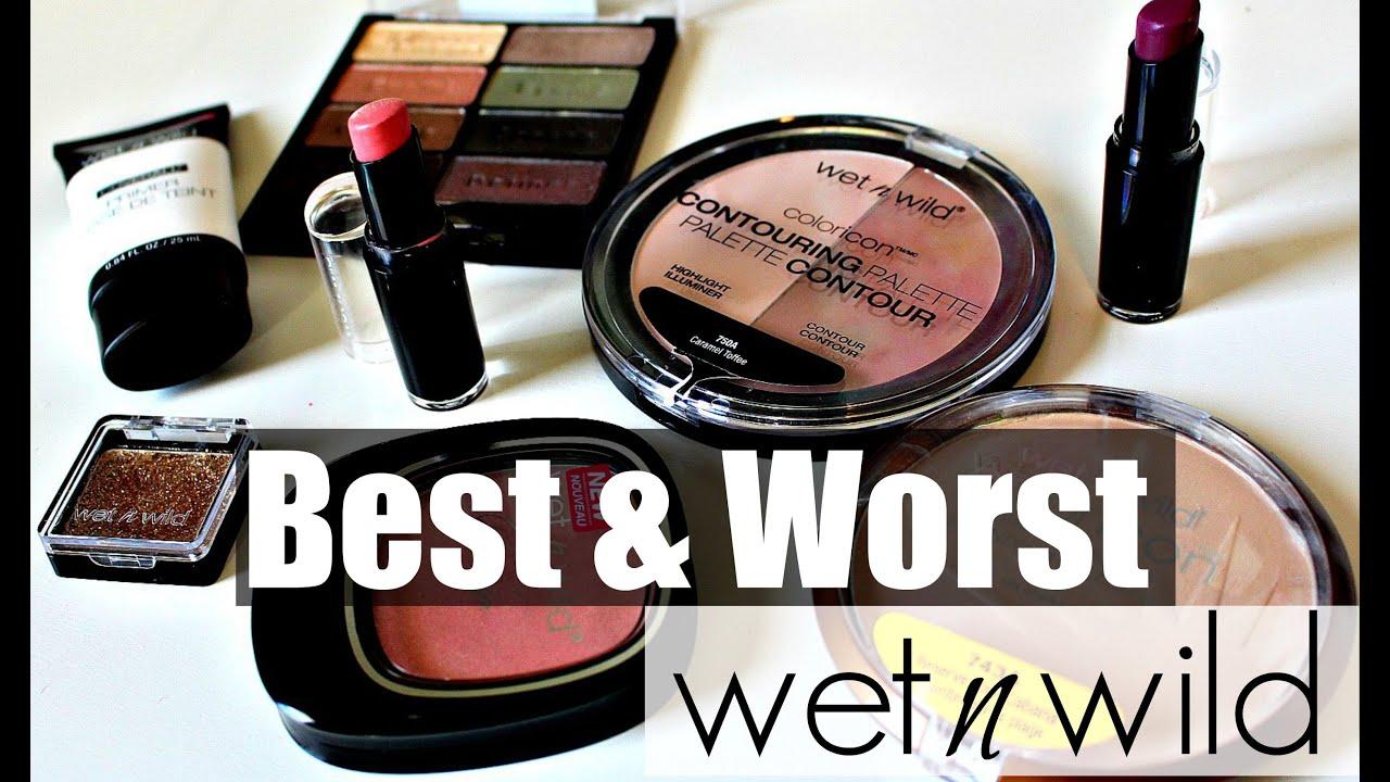 wet and wild makeup reviews